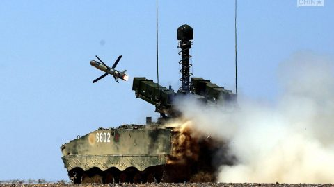 China Rockets: HJ-10 Anti-Tank Missile